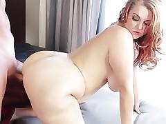 Top kostenlose Sex Clips - molliges Mädchen beim Sex