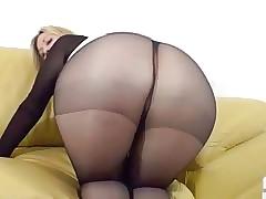 Pantyhose free porn videos - bbw sex 4u