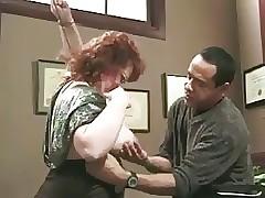 Büro kostenlose Sex Clips - fetter weißer Porno
