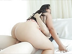 Mollige pornoster gratis sexvideo's - dikke meisjesneuken
