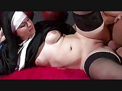 Nun free sex tube - jonge bbw sex
