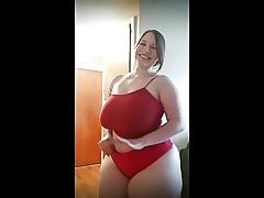 Bubble Butt tubo de sexo livre - casal gordo com sexo