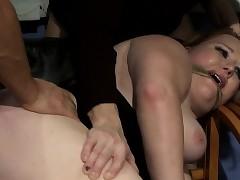 Vidéos pornos gratuites de l'esclave - creampie de grosse fille